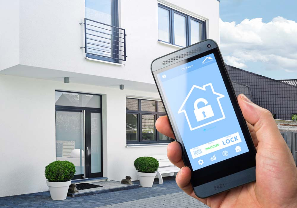 Locking Down Wireless Home Security For Renters