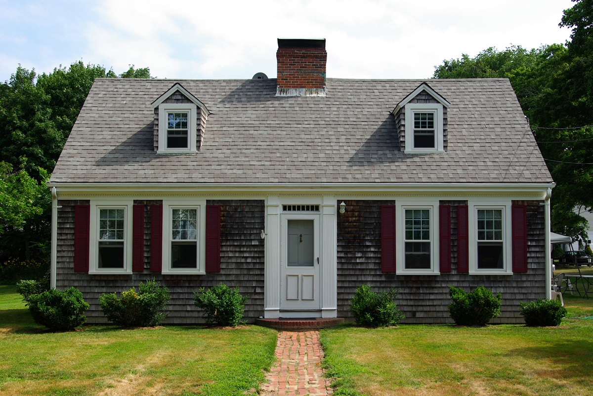 Remodeling a traditional cape cod style home for Cape cod remodel ideas
