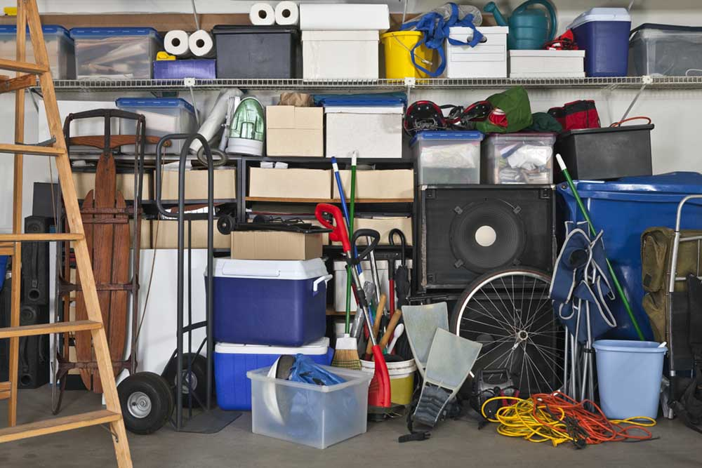 5 Steps to Better Basement, Attic and Garage Storage