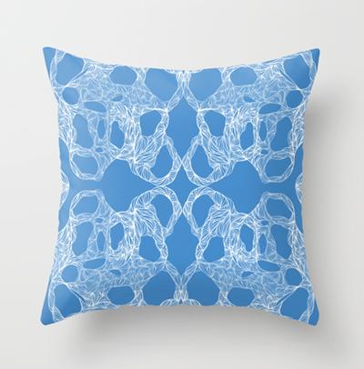 tip 5- custom pillows for less - Society6.com