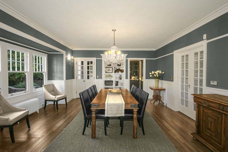 traditional - Dining Room Styles