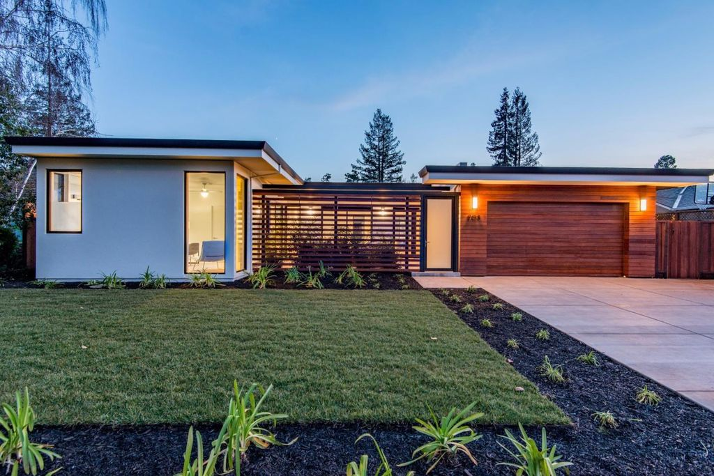 5 trends in new home construction for What is a modern house