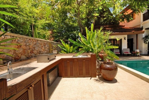 Dig This Trend Outdoor Kitchens Zillow Porchlight – Tropical Kitchens