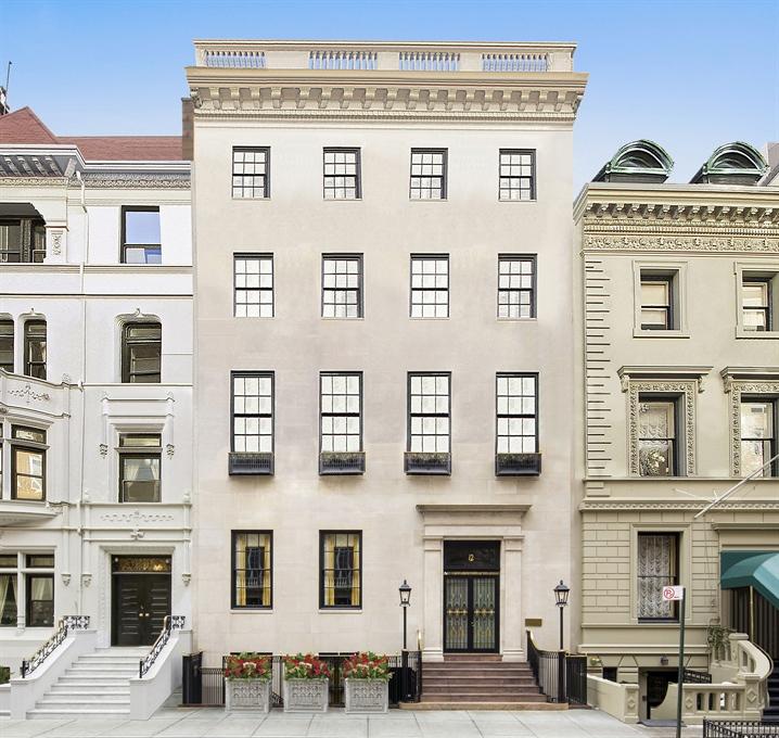 Apartments Zillow: Paris, Manhattan: $114M For Versailles-like Townhouse