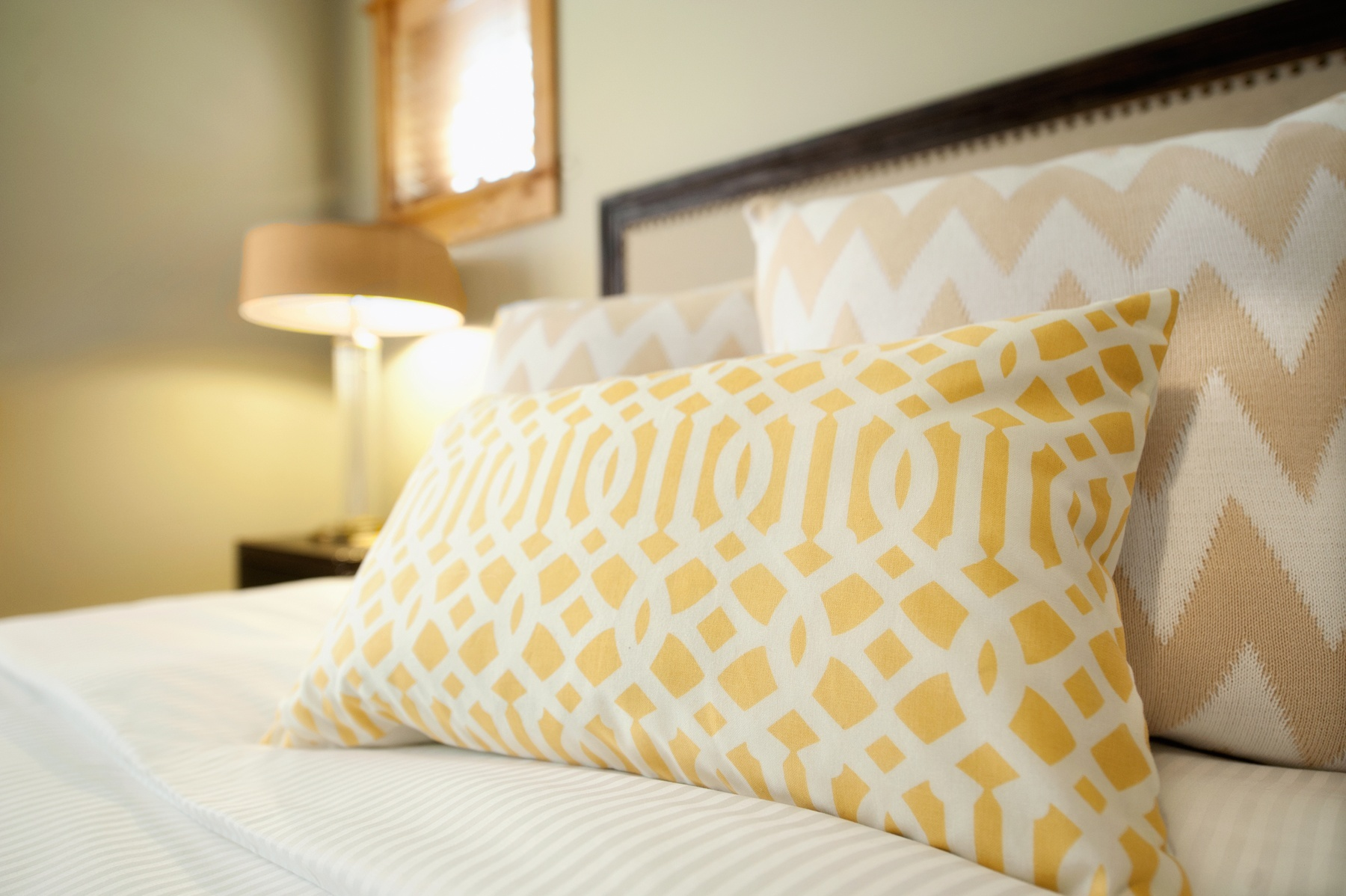 Pillow Talk: Yep, You Can (and Should) Clean Them