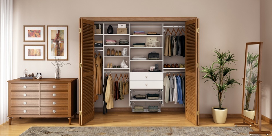 Wonderful Clever Closet Tips From Professionals   Home Improvement Projects, Tips U0026  Guides