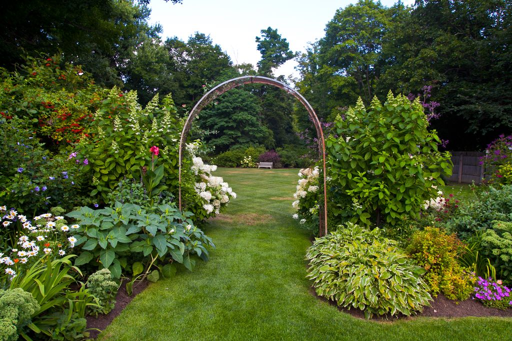 Plan a low maintenance garden before spring home for Home garden maintenance