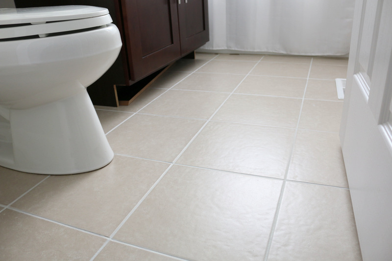 How to clean tile grout zillow digs for Best product for cleaning bathroom tiles