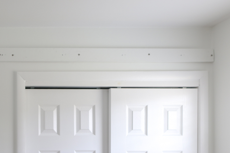 How To Build And Install A Sliding Barn Door