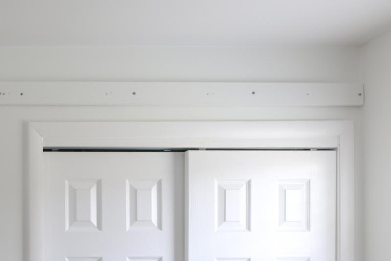 install bedroom door how to build and install a sliding barn door home improvement