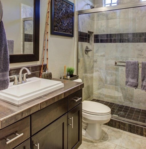 bathroom countertops how to choose the right one zillow digs