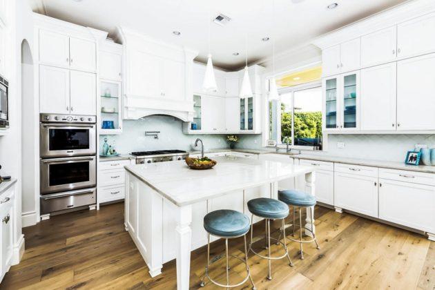 Do White Kitchens Sell For Less?