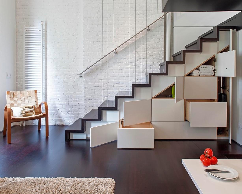 Modern Stairs With Under Storage Part 88