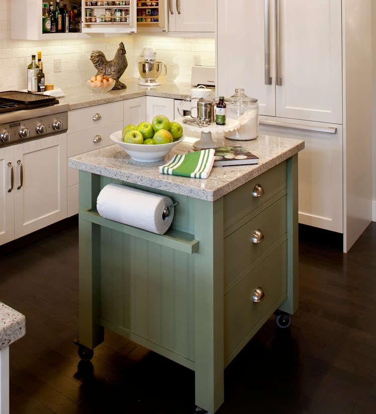 How To Choose A Kitchen Island