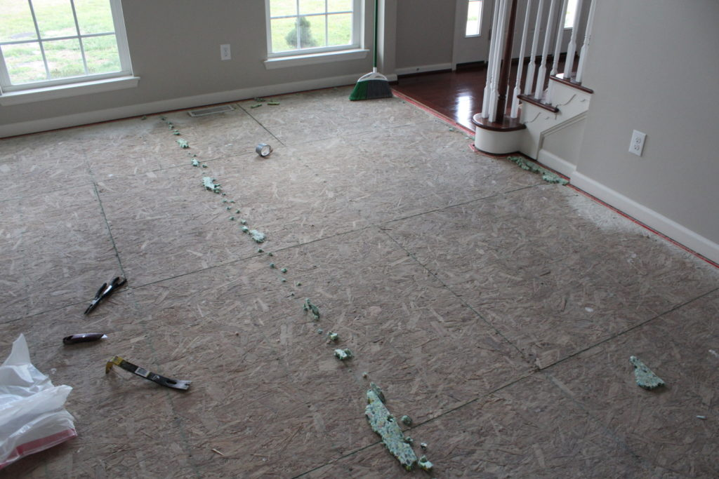 Carpet removal how to remove carpet zillow digs for Removing hardwood floors