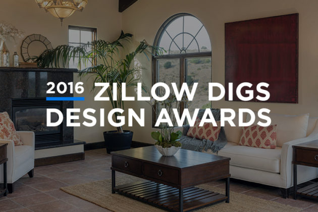 2016 Zillow Digs Design Awards: Western Finalists
