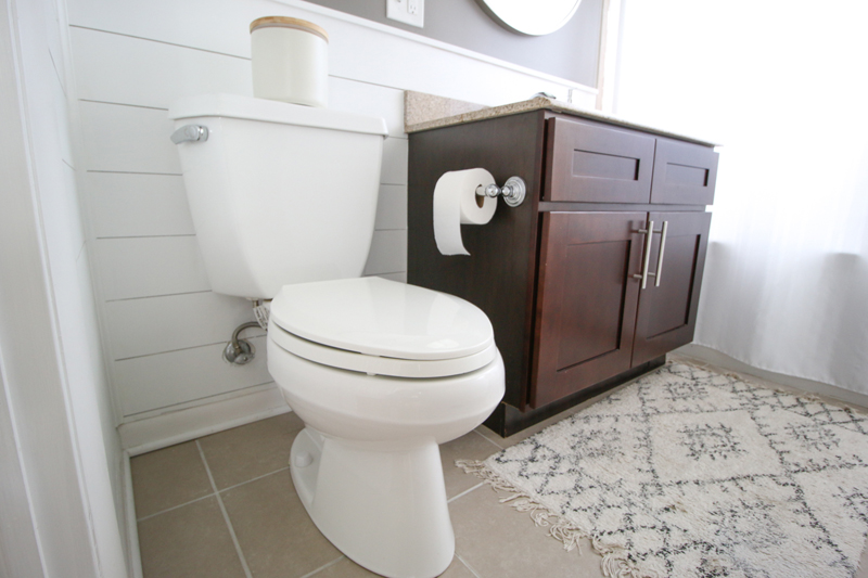 Plumbing basics how to convert your toilet to dual flush Bathroom toilet installation