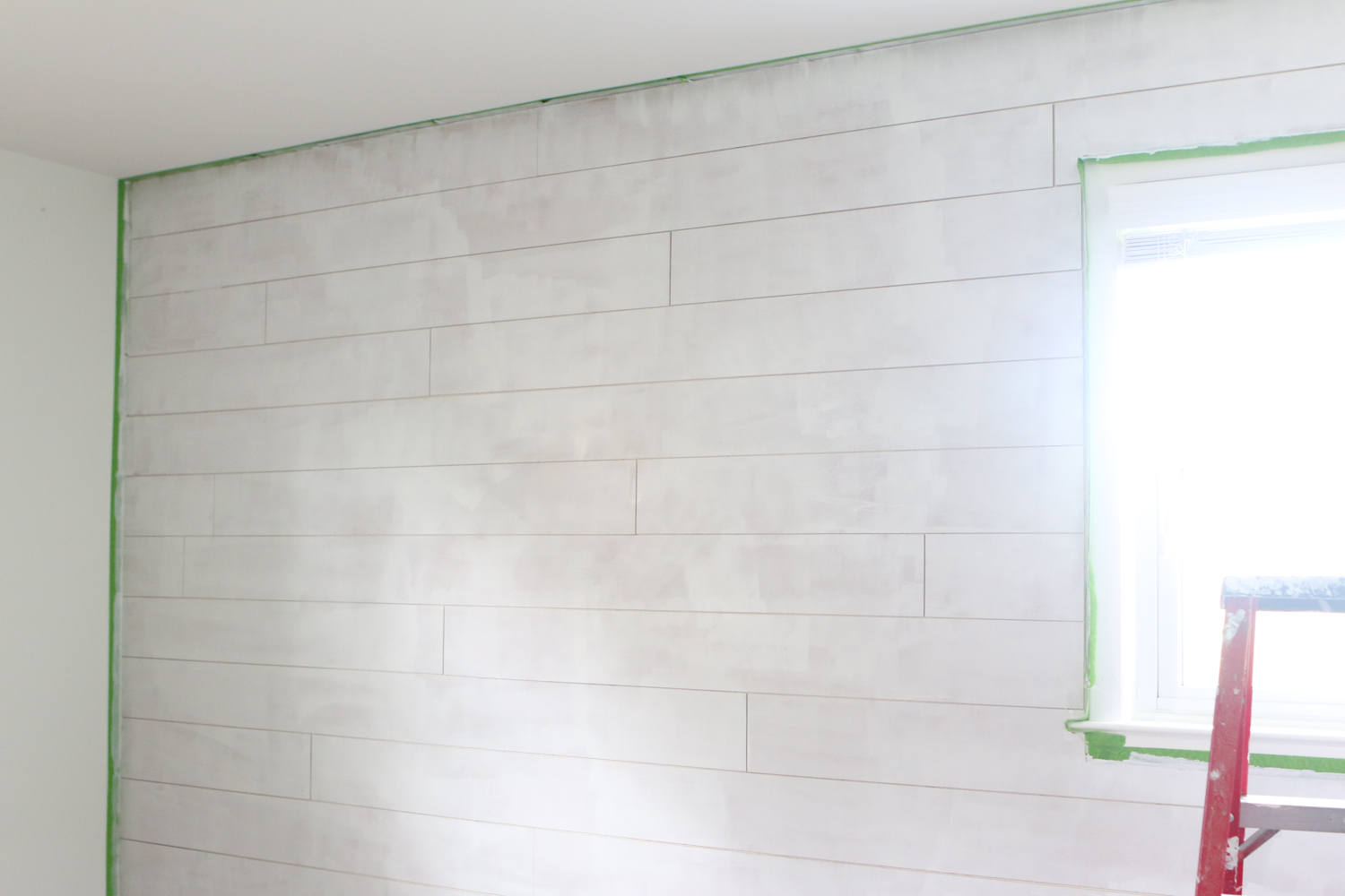 How To Install A Shiplap Wall