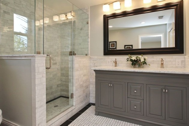 how to choose a bathroom backsplash home improvement projects tips