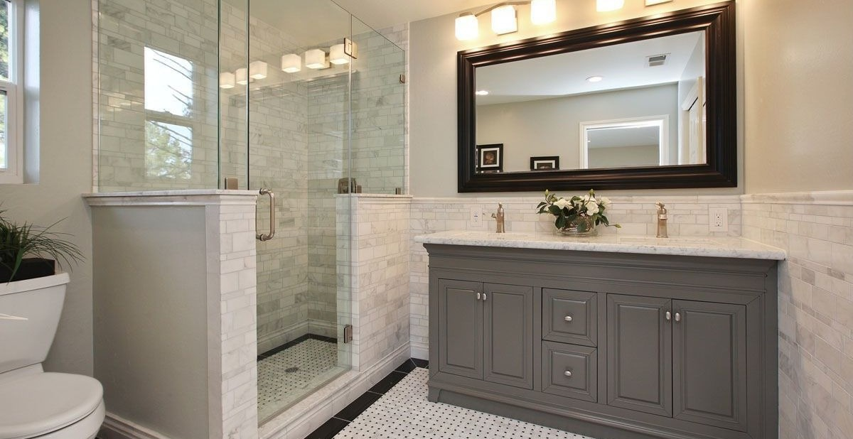 How To Choose A Bathroom Backsplash Zillow Digs