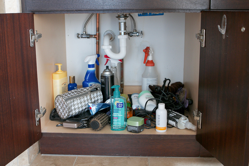 Often A Dumping Ground For Toiletries, Hair Products, And Bathroom Cleaning  Supplies, This Cluttered Space Can Make Mornings A Bit Chaotic When You  Canu0027t ...