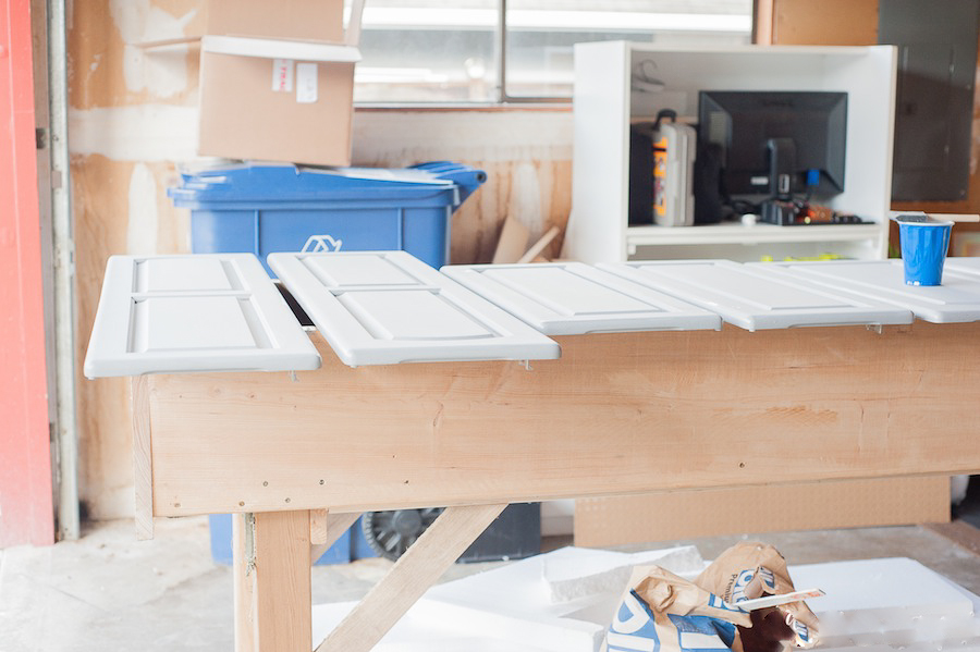 How To Paint Your Kitchen Cabinets The Easy Way