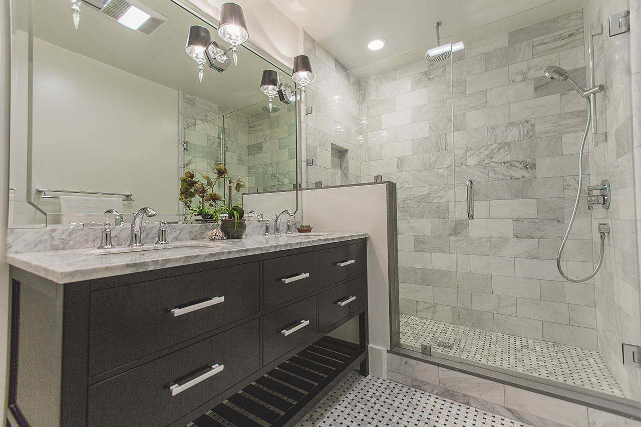 What to consider when choosing a shower zillow digs for European bathroom ideas