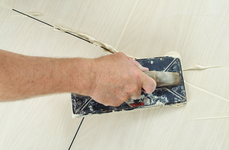 How to Install a Tile Floor