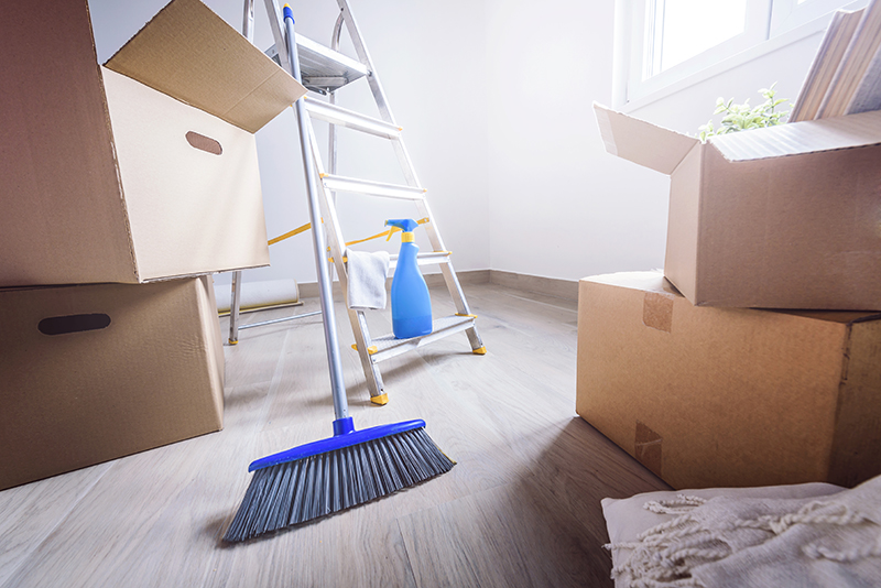 10 Ways To Improve Your New Home Before You Unpack
