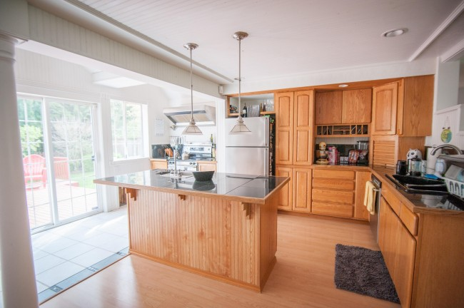 How To Paint Your Kitchen Cabinets The Easy Way - Home Improvement