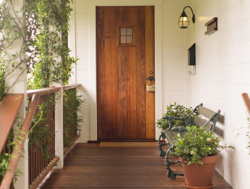 How To Pick A Front Door
