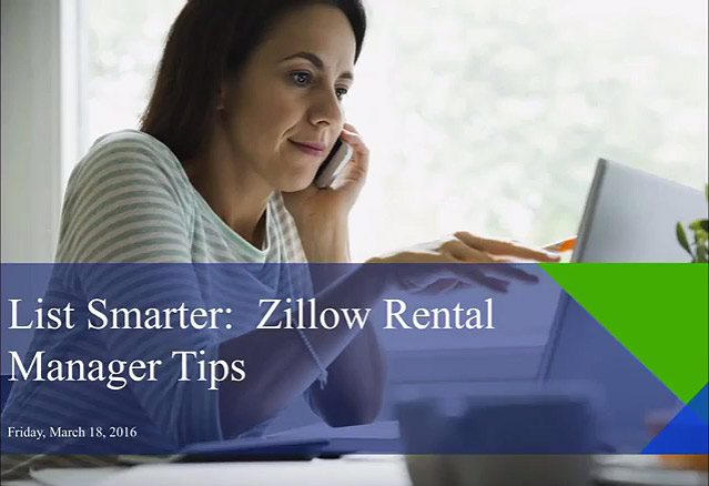 List Smarter: Zillow Rental Manager Tips - Rentals Resource