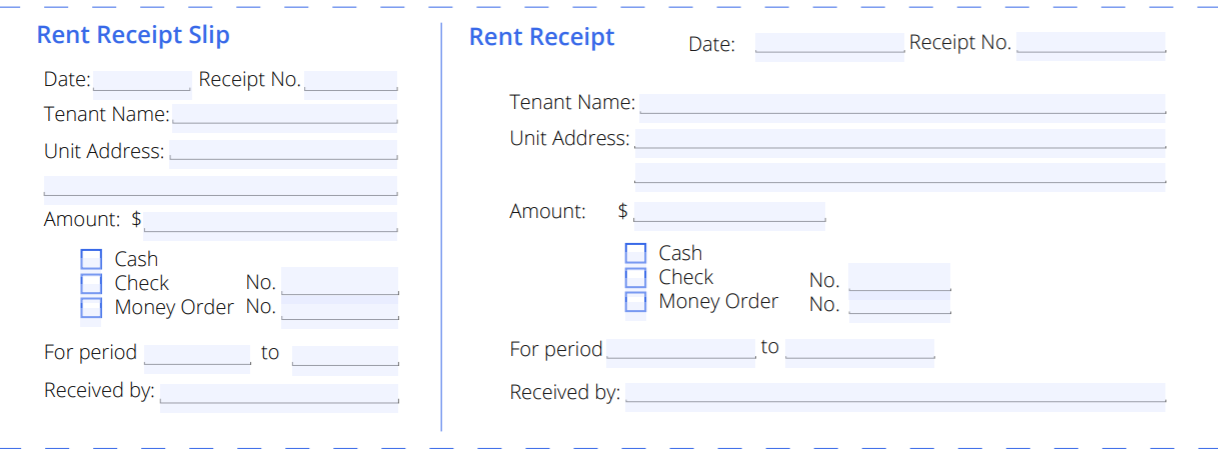 graphic regarding Printable Rent Receipts known as Free of charge Hire Receipt Template Zillow Condominium Supervisor