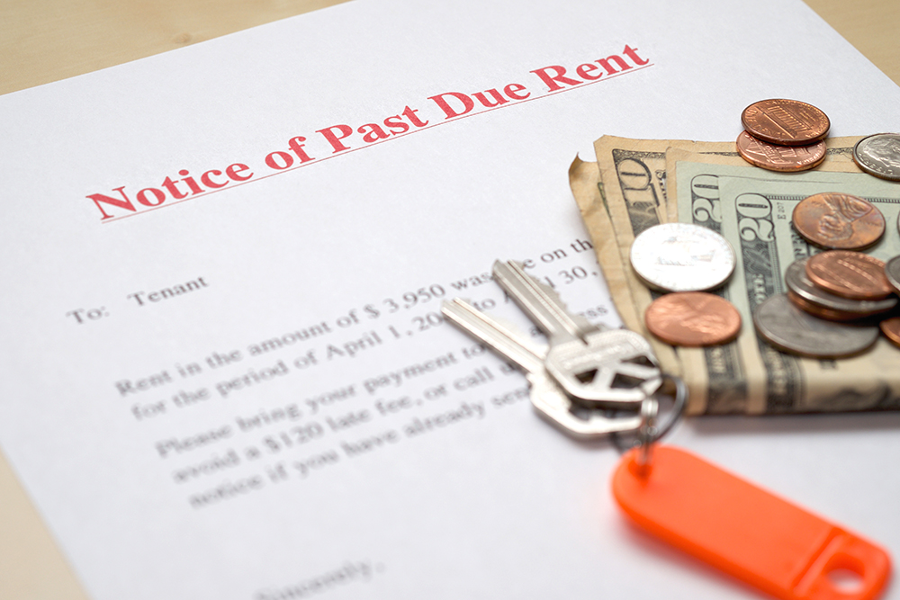 rent overdue here s how to give notice rentals resource center