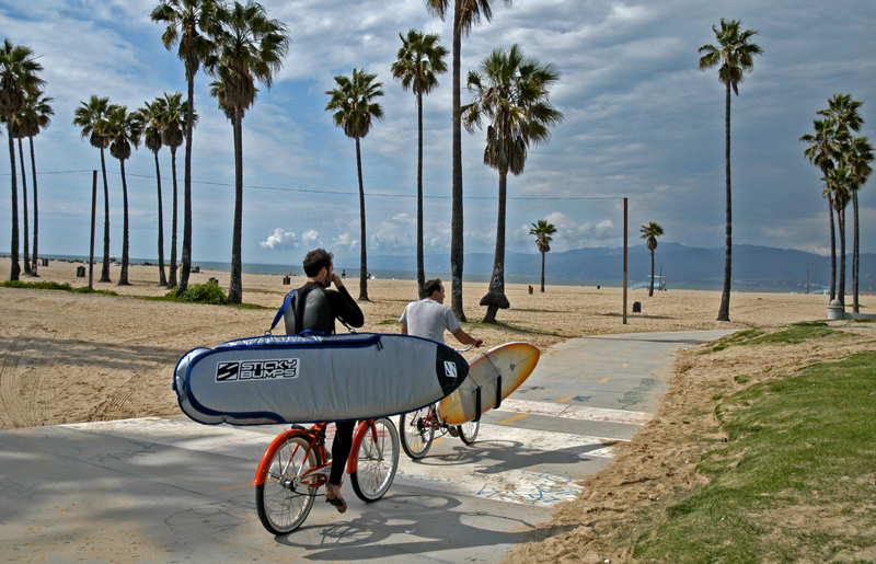 The Urban Cyclist's Guide to Los Angeles