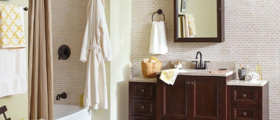 4 Ways To Display Your Bath Towels