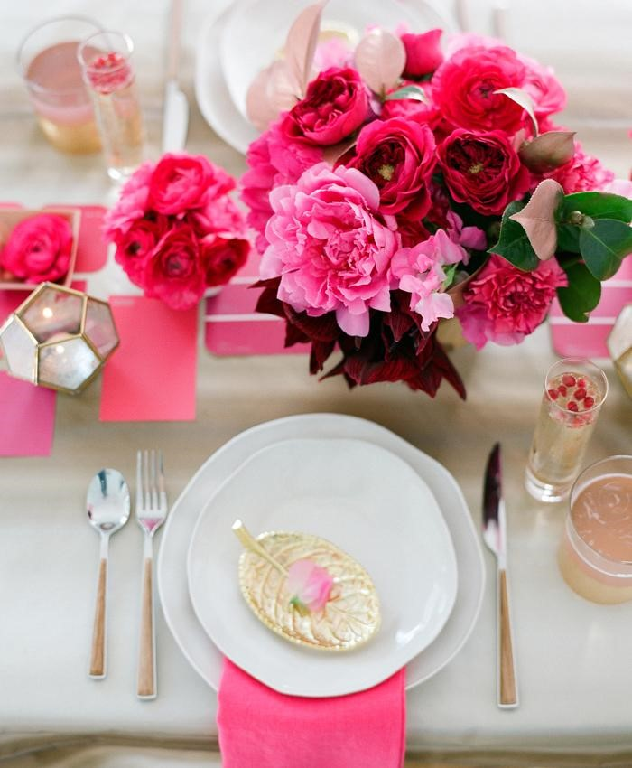 Set The Mood For Everything: Valentine's Tablescapes: Set The Mood For Love