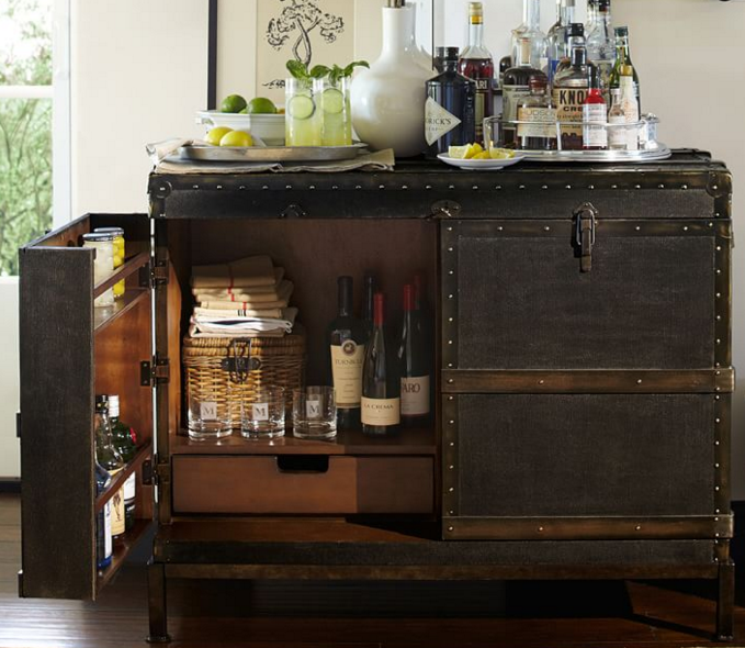 Home Bars Worthy Of A New Year S Eve Bash Hotpads Blog