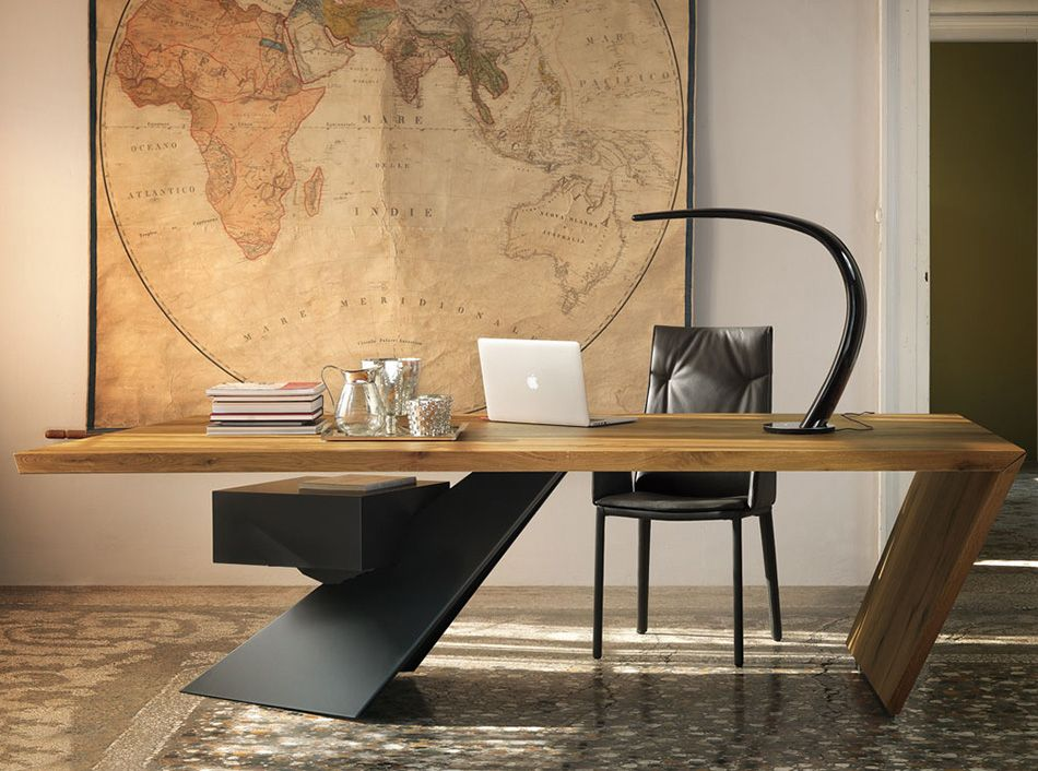 Decorate your desk you 39 ll enjoy sitting at it more for Bureau futuriste