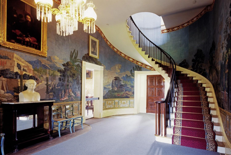 Jackson-hallway