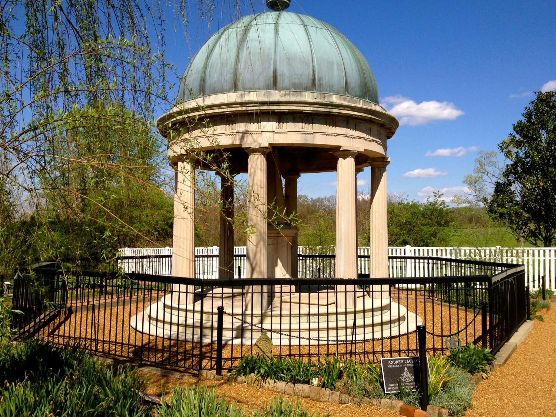 Jacksons-Tomb