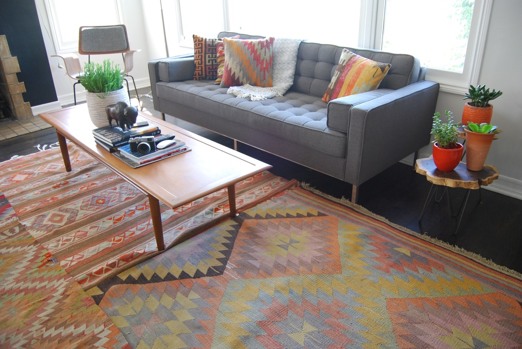 DESIGN TREND: Layered Rugs