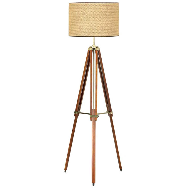light Telescopic Floor Lamp Wayfair