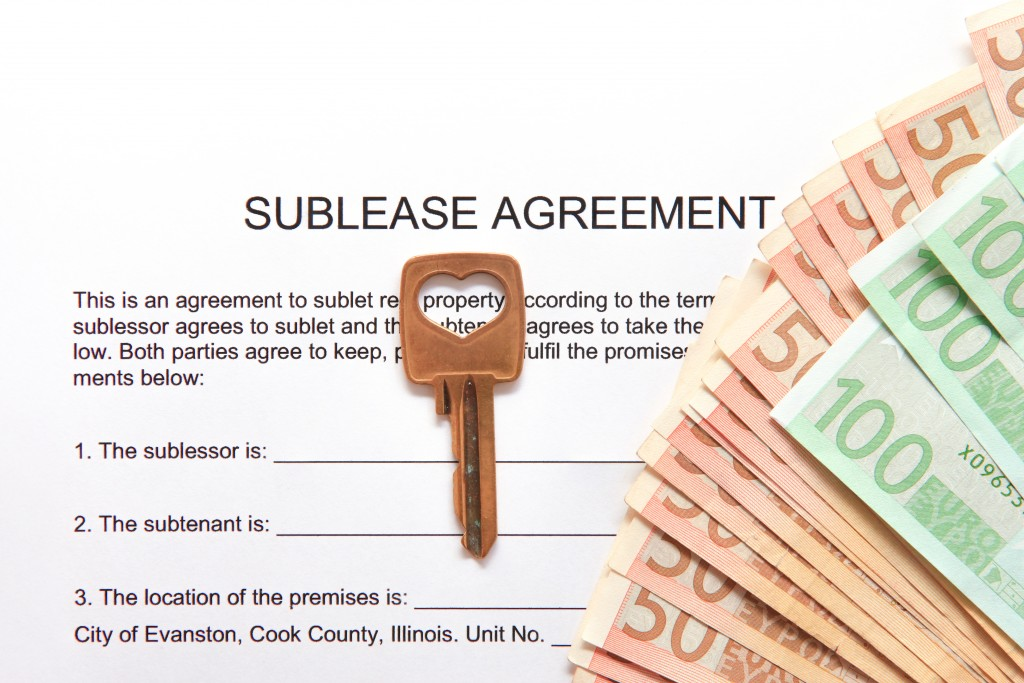 Can you sublet a renters insurance policy hotpads blog for Best renters insurance houston