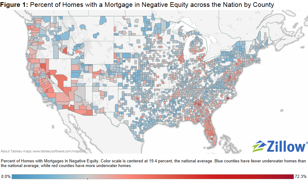 Negative Equity Crosses 20 Percent Threshhold to End 2013 - Zillow on facebook home map, google earth map, neighborhood home values map, google home map, denver neighborhood map, colorado united states map, etsy home map, verizon home map, black sea map,