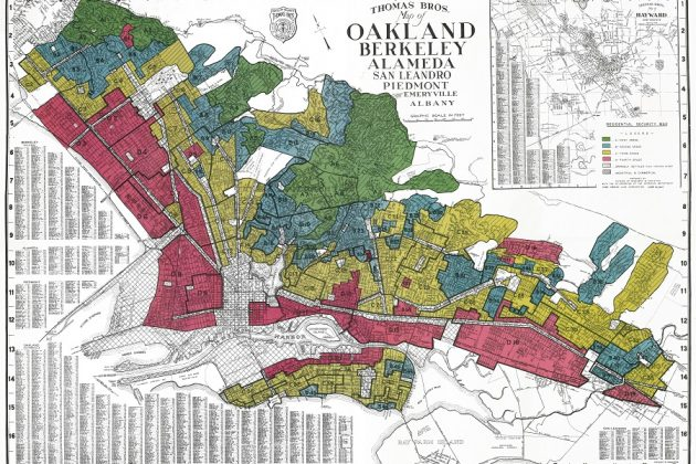 Home Values Remain Low in Vast Majority of Formerly Redlined ... on