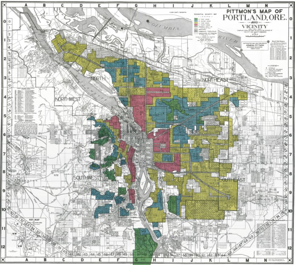 Redlining And Home Values In St. Louis, Philadelphia And