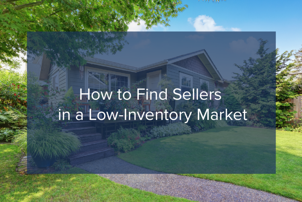 low inventory has been a national issue with a few exceptions since the great recession with no sign of this trend reversing anytime soon it may behoove