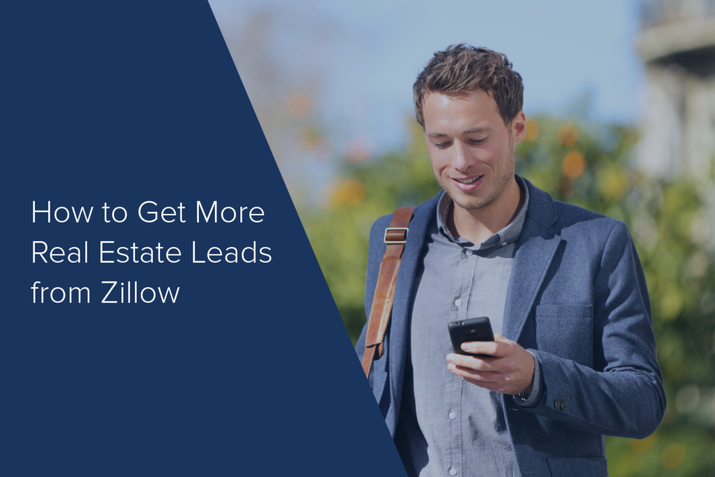 how to get leads from zillow