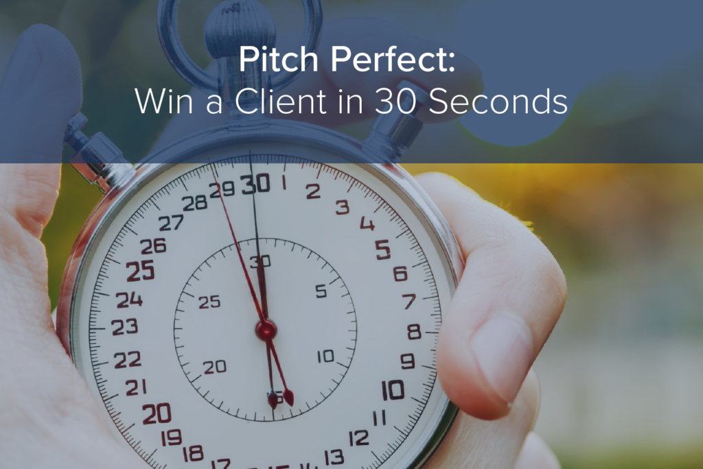 3 minute sales pitch